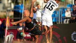 Alanya Dünya plaj futbolunda finalin adı belli oldu