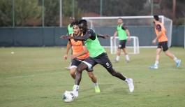 Alanyaspor'da Beşiktaş hazırlığı