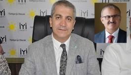 Antalya İYİ Parti'den Valiye: Ya devletin valisi olacaksınız ya da çekilip AKP'nin il başkanı olacaksınız!