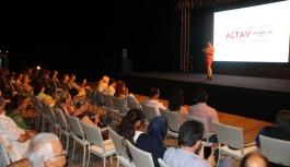 Azerbaycan sineması Alanya'da