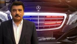 """AKP'li Antalyalı vekil Çelik: """"Eski ve yeni vekillerin araçlarında çakar lamba olsun"""" teklifi"""