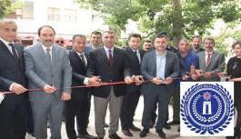 Alanya'da eksikliği hissedilen vakıf Aydoğan'ın başkanlığında hizmete girdi!