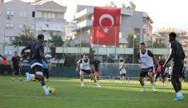 Alanyaspor, Trabzon'a konuk!