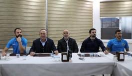 Bakan Çavuşoğlu'ndan Alanyaspora sürpriz ziyaret!