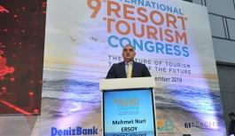 Bakan Ersoy: Alanya-Gazipaşa havalimanı kapasitesi artacak