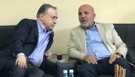"""Çavuşoğlu """"18 kulüp başkanı hep birlikte yöneteceğiz"""""""