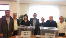 CHP'de delege seçimi devam ediyor!