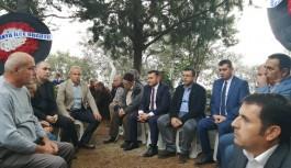 CHP İl başkanının acı günü