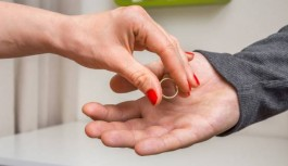 Gazipaşa'daki 1 yıl içinde boşananların sayısı arttı!