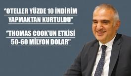 Mehmet Nuri Ersoy: Otellerden alınan vergi çok da önemli değil