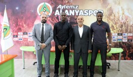 PSG akademisi'nden, Alanyaspor'a ziyaret
