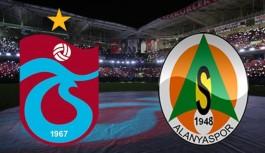 Trabzonspor - Alanyaspor maçı biletleri satışta
