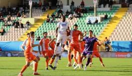Alanyaspor 5-Adanaspor 1