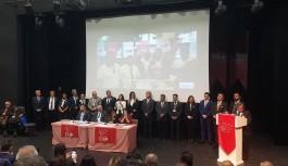 CHP Alanya'nın eski yöneticileri il delegesi oldu