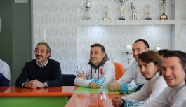 Şampiyonlar Alanyaspor'da