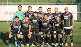 Aytemiz Alanyaspor: 2 - Tirana: 1 | MAÇ SONUCU