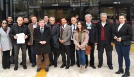 CHP Alanya'da görev dağılımı gerçekleşti