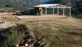 Mezarlıklarda 86 kişilik ekiple temizlik