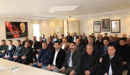 MHP Alanya ilk toplantısını yaptı