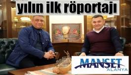 """""""RANTSAL DİYE KARALAMAK ALANYANIN GELECEĞİNİ BALTALAMAKTIR"""""""