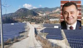 Alanya Belediyesi, 4. güneş enerji santrali üretimine başladı!