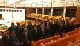 Alanya heyeti Ankaradan dönüyor
