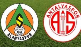 Alanyaspor'un rakibi Antalyaspor!