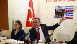Antalya'nın önceki dönem olan AKP'li belediye 53 liralık dubaya 1050 lira ödemiş!
