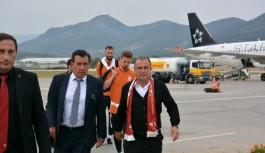 Galatasarayın Alanya'ya geliş saati belli oldu!