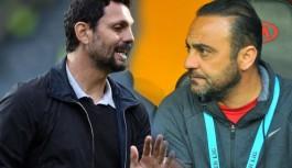 Hasan Şaş ve Erol Bulut tartışması maça damga vurdu!