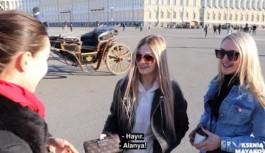 Ruslar çok Alanya'yı tercih ediyor!