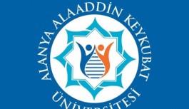 Alanya Alaaddin Keykubat Üniversitesi 6 öğretim üyesi alacak