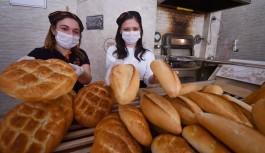 Alanya'da ekmek satışına 'Koronavirüs' tedbiri