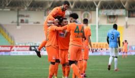 Alanyaspor 1-0 Gaziantep FK