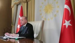 Cumhurbaşkanı Erdoğan dan koronavirüs açıklaması!