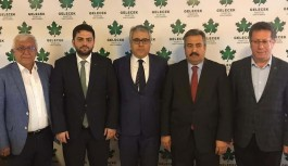 Gelecek Partisi Antalya Yönetim Kurulu belli oldu