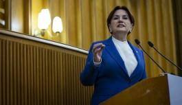 Meral Akşener: Ekonomik paket adil değil!
