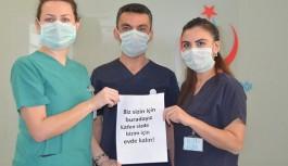 Sağlık çalışanlarından, Alanya halkına çağrı!