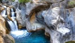 Alanya Sapadere kanyonunun ihalesi yapıldı