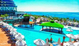 18 yaş altına da izin var! Aile ile tatil ve otelde deniz serbest!