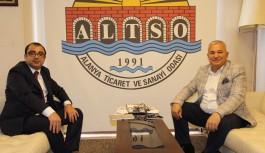 ALTSO ile ALKÜ'den yabancılara Türkçe kurs