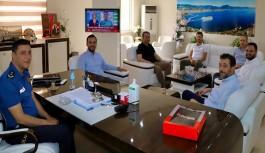 Başkan Toklu: Alanya'da süreç iyi yönetiliyor!
