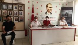 """CHP'li Karadağ """"Alanya'daki AKP'liler önce kendileri dönüp aynaya baksınlar"""""""