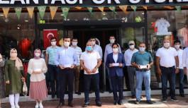 Ak Parti'den Alanyaspor'a anı bileti desteği geldi!