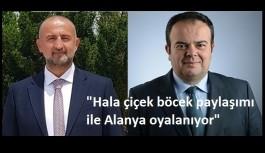 Ak Partili Kiriş: CHP'li Demirci mücadeleyi sulandırıyor!