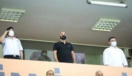 Alanya Belediye başkanı: Alanyaspor kırmızı çizgimizdir!