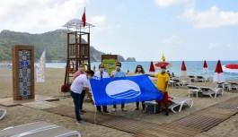 Alanya'nın mavi bayraklı ilk tesisi!