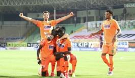 Alanyaspor 2-2 Trabzonspor