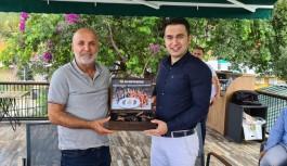 Alanyaspor'dan Başsavcı Emre'ye veda kahvaltısı!