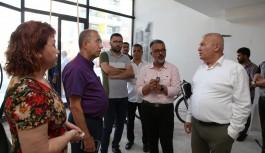 ALTSO Başkanı Şahin sözünü tuttu ve Temmuz da açılıyor!